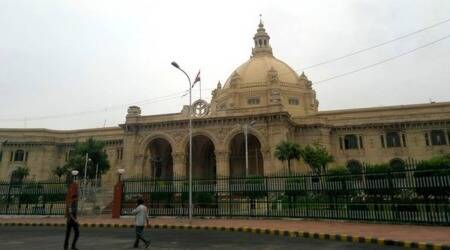 up monsoon session, up covid cases, up coronavirus, up crime, up crime rate, indian express news