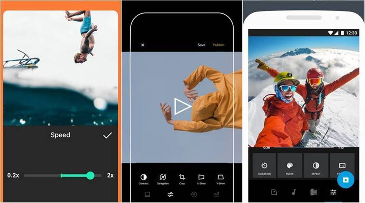 5 best video editing apps for Android, iOS users | Technology News,The  Indian Express