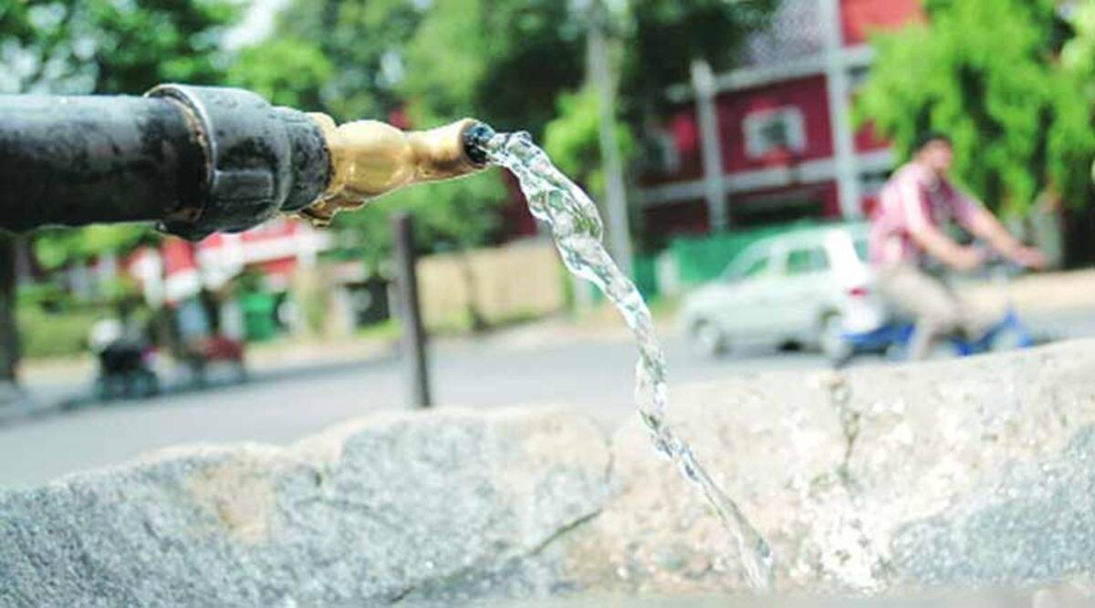 Nal se Jal, gujarat illegal drinking water connection, illegal water connection regulisation in gujarat, gujarat news, indian express news