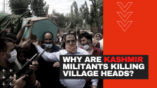 Sarpanch killed in South Kashmir: Why are militants targeting village heads?