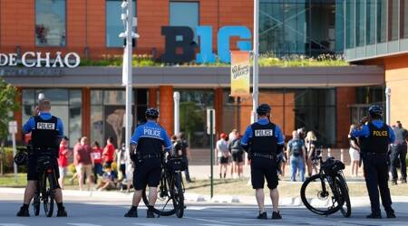 Police shooting in Wisconsin leaves 1 person hospitalised
