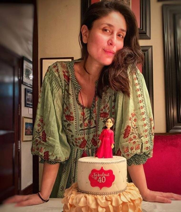 Kareena Kapoor celebrates 40th birthday in style; can you guess the price of her kaftan? 1