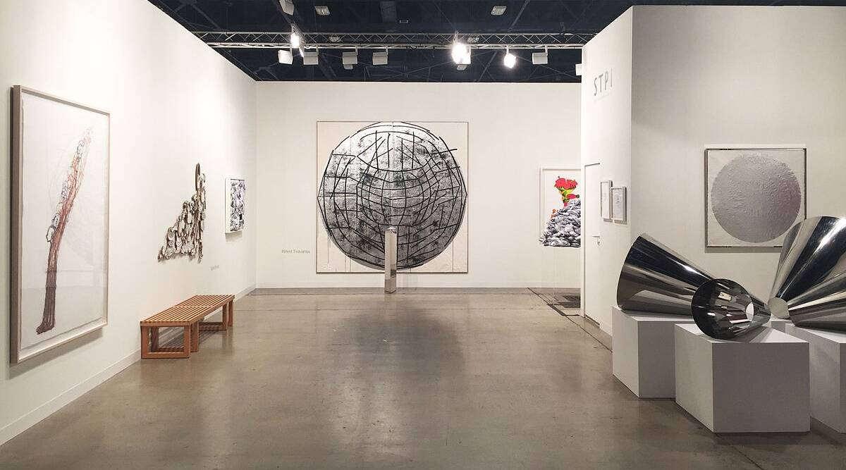 art basel miami cancelled, indianexpress