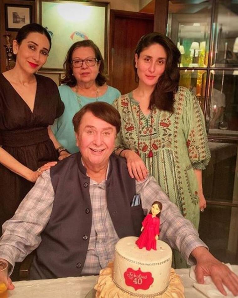 Kareena Kapoor celebrates 40th birthday in style; can you guess the price of her kaftan? 2