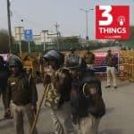 Delhi police personnel
