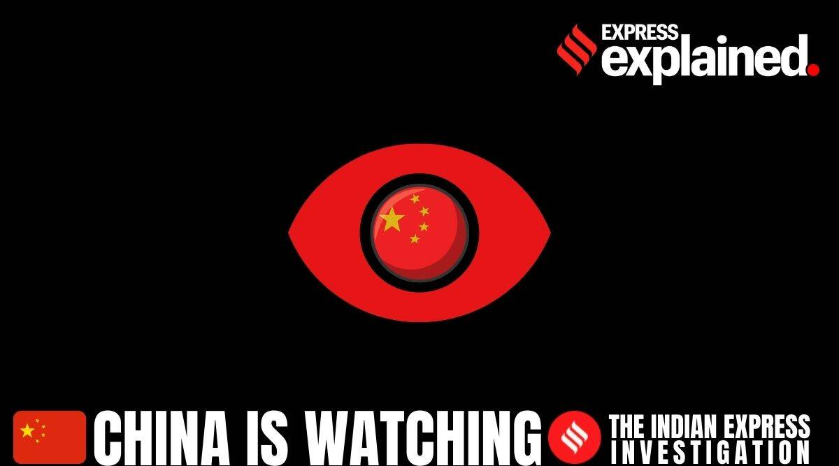 China spying, China surveillance, China data, China data news, big data, Huawei, Zhenhua Data, Xi jinping, Indian Express China, Indian Express China investigation, Chinese smartphones, chinese apps ban, Indian Express