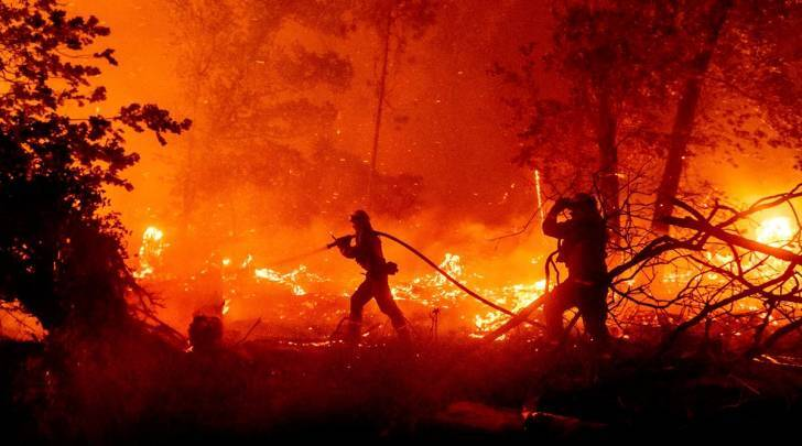 California wildfires, California fires, Oroville wildfires, Oroville fire, World news, Indian Express