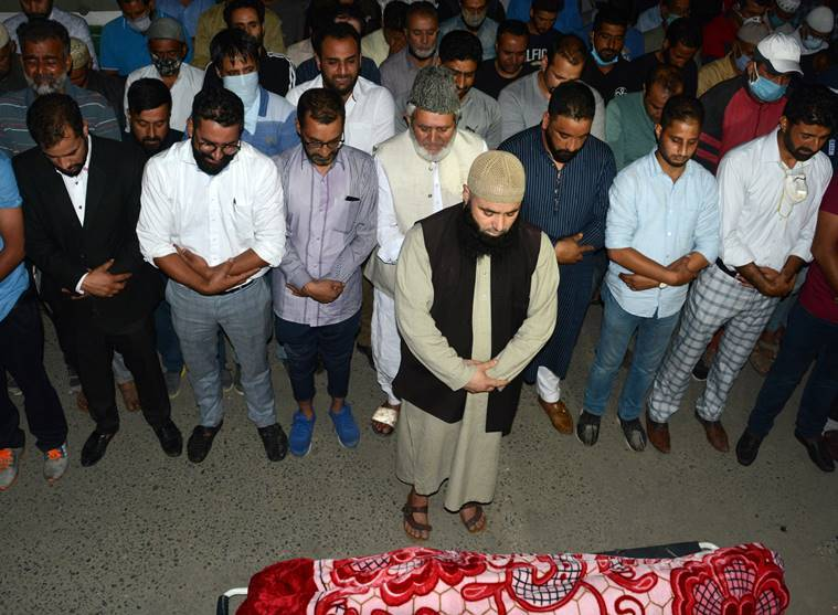 Babar Qadri, Babar Qadri killed, advocate Babar Qadri, kashmir lawyer Babar Qadri killed, srinagar lawyer killed, jammu and kashmir militants