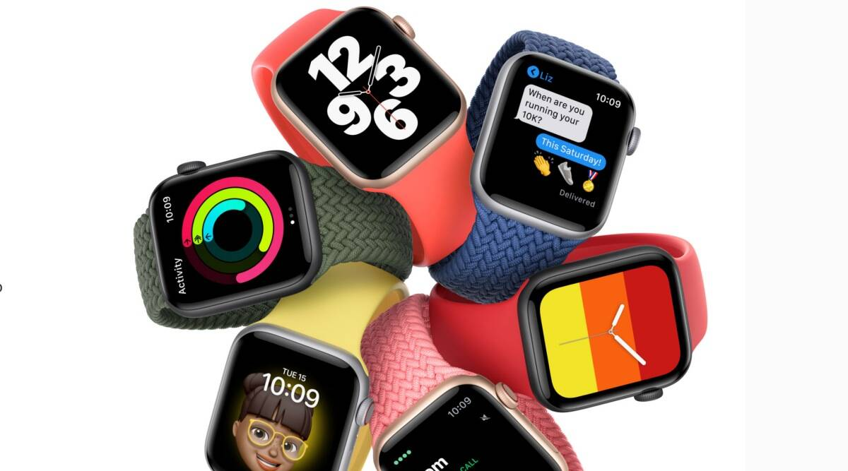 apple event 2020, apple event, apple watch series 6, apple ipad air, apple watch specifications, new apple watch series, new apple ipad air, apple event tim cook updates, indian express tech