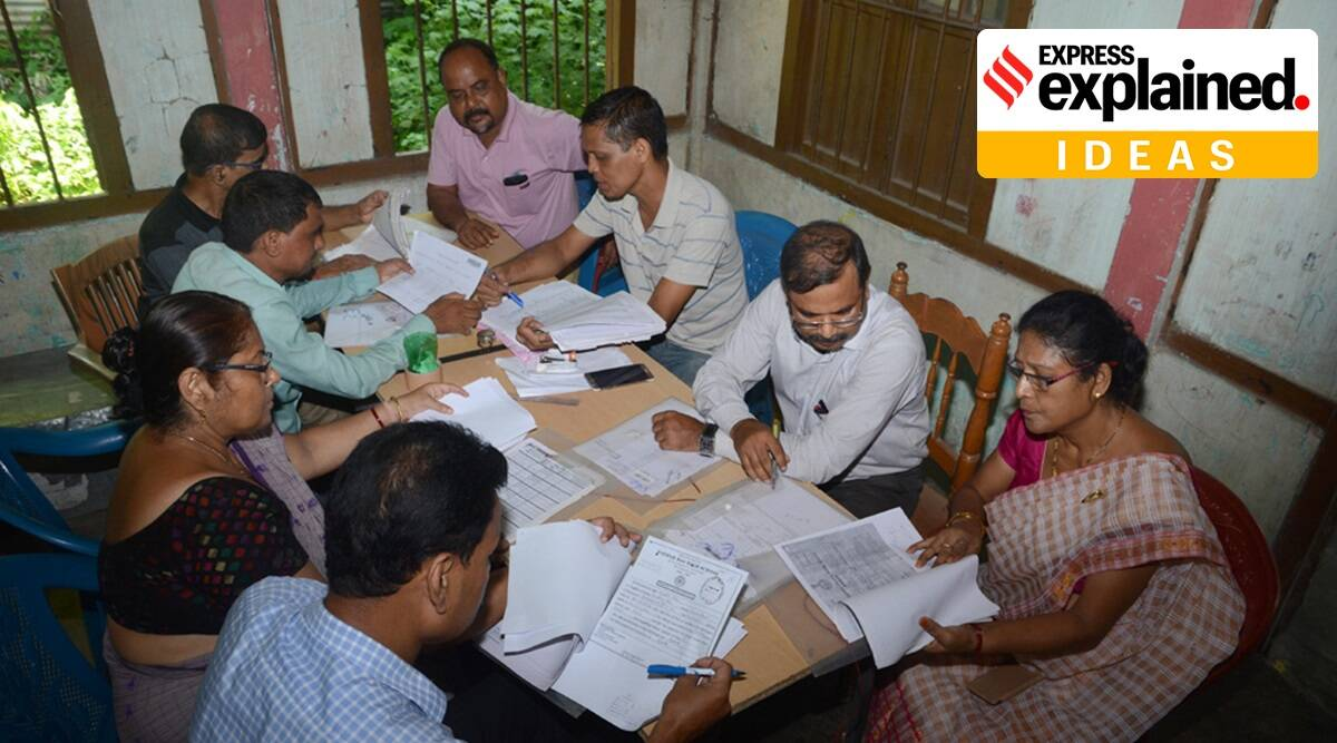 Assam NRC, NRC updation, NRC news, Assam NRC news, Assam NRC process, Assam NRC final list, indian express