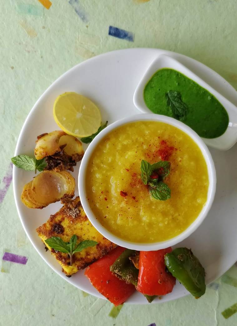 healthy eating, healthy cooking, healthy foods, healthy recipes, easy recipes, millet recipes, cooking with millet, shalini rajani column, indian express news
