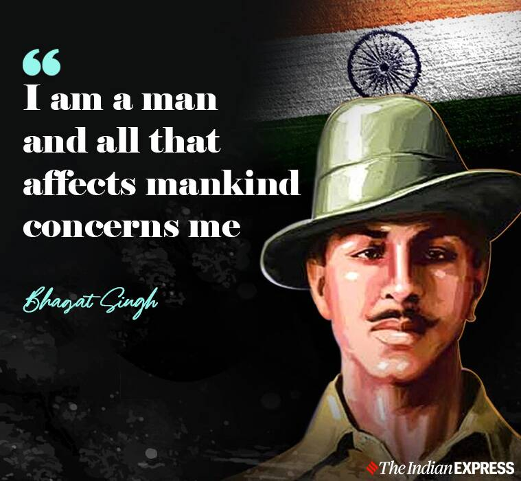 Shaheed Bhagat Singh Jayanti 2020 Quotes With Images Status Photos Inspirational Quotes Thoughts On His 113th Birthday