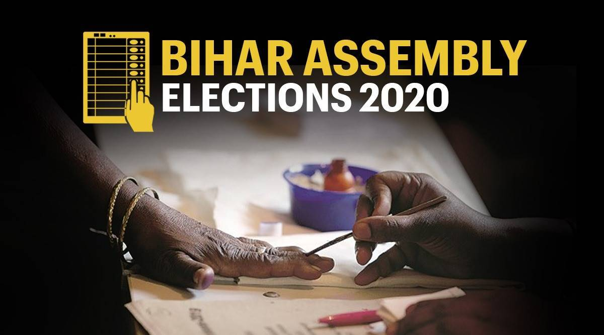 Bihar elections, Bihar elections 2020, Bihar elections Model Code of Conduct, Bihar elections phases, India news, Indian Express
