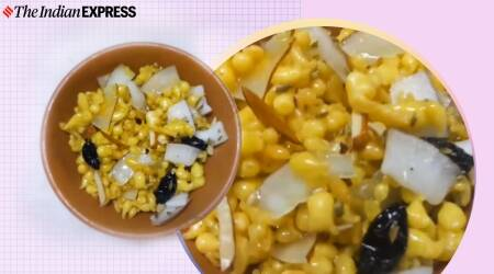 boondi ka meetha, easy recipes, easy dessert recipes, himachali dishes, sweet himachali dishes, indianexpress.com, indianexpress, saransh goila recipes,