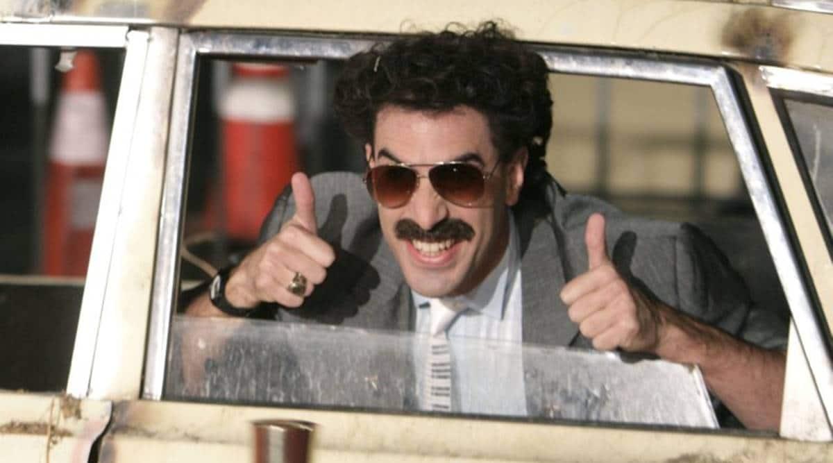 Borat sequel release