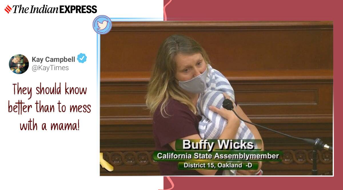 Calif. lawmaker brings baby to legislative session after proxy vote request denied