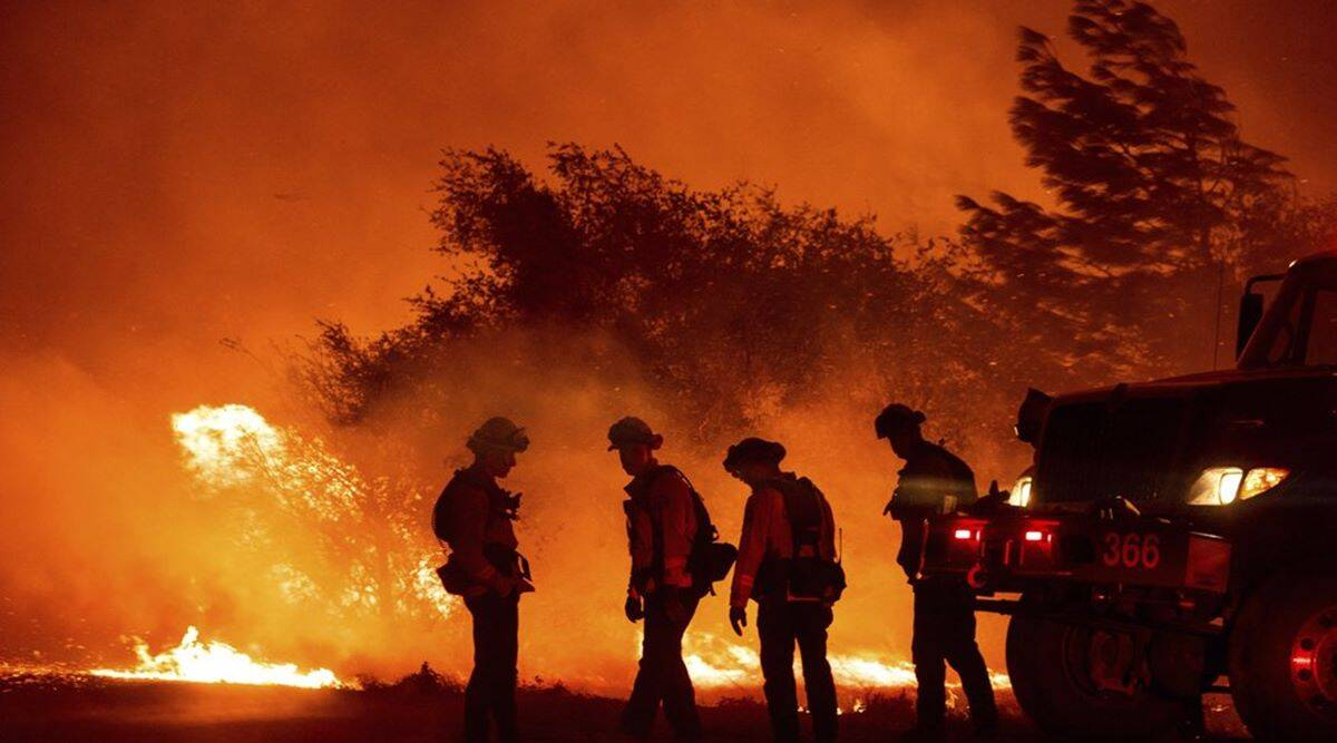 California wildfire, Northern California, California givernment, California wildfire deaths, California wildfire evacuations, world news