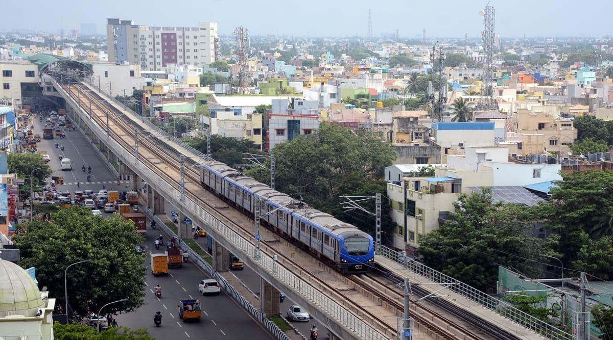 Chennai Metro, Chennai, CMRL