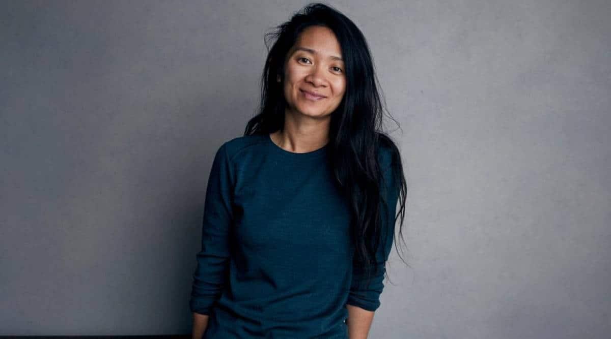 Chloe Zhao eternals