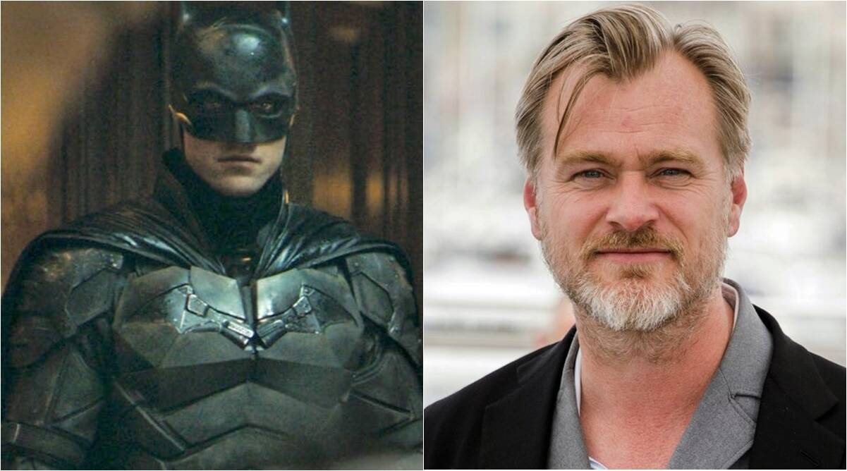 Christopher Nolan robert pattinson the batman