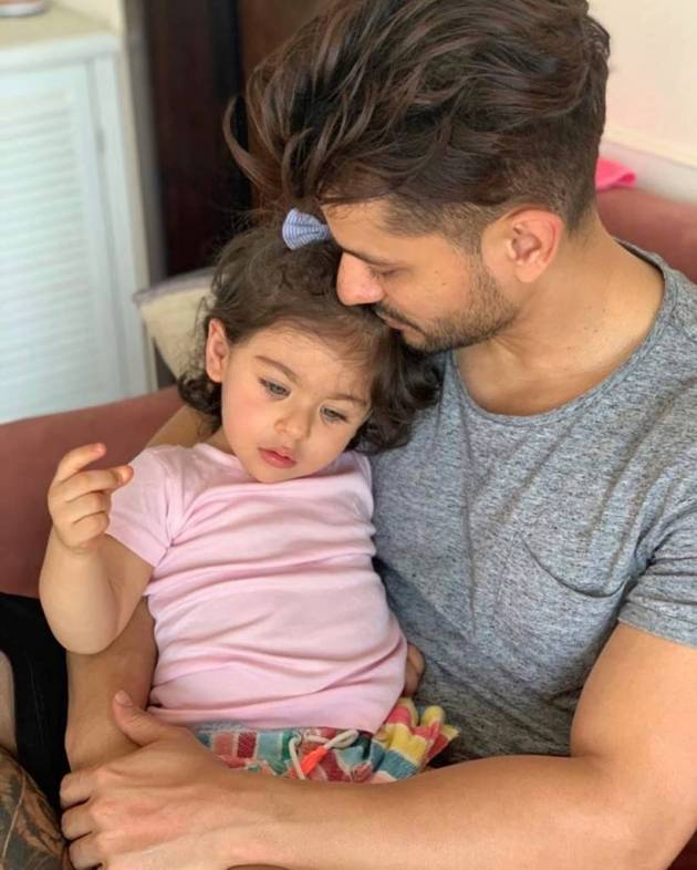 kunal kemmy on daughter's day