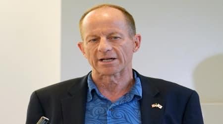 US Envoy, China, David Stilwell