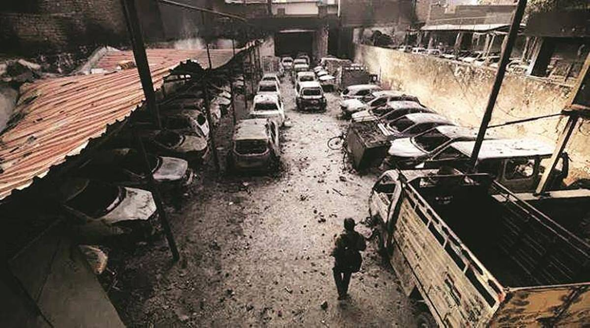 Delhi riots: Police file 10,000-page chargesheet against 15 accused under UAPA & other sections