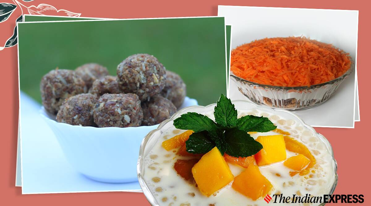Easy dessert recipes, healthy desserts, protein desserts, protein powder desserts, indianexpress.com, easy recipes,