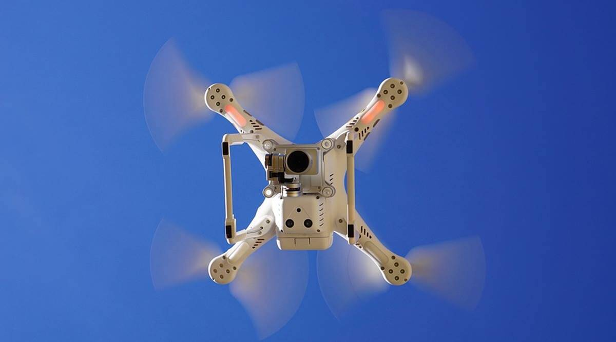 Walmart tests use of drone for contactless delivery of Covid-19 tests in Las Vegas