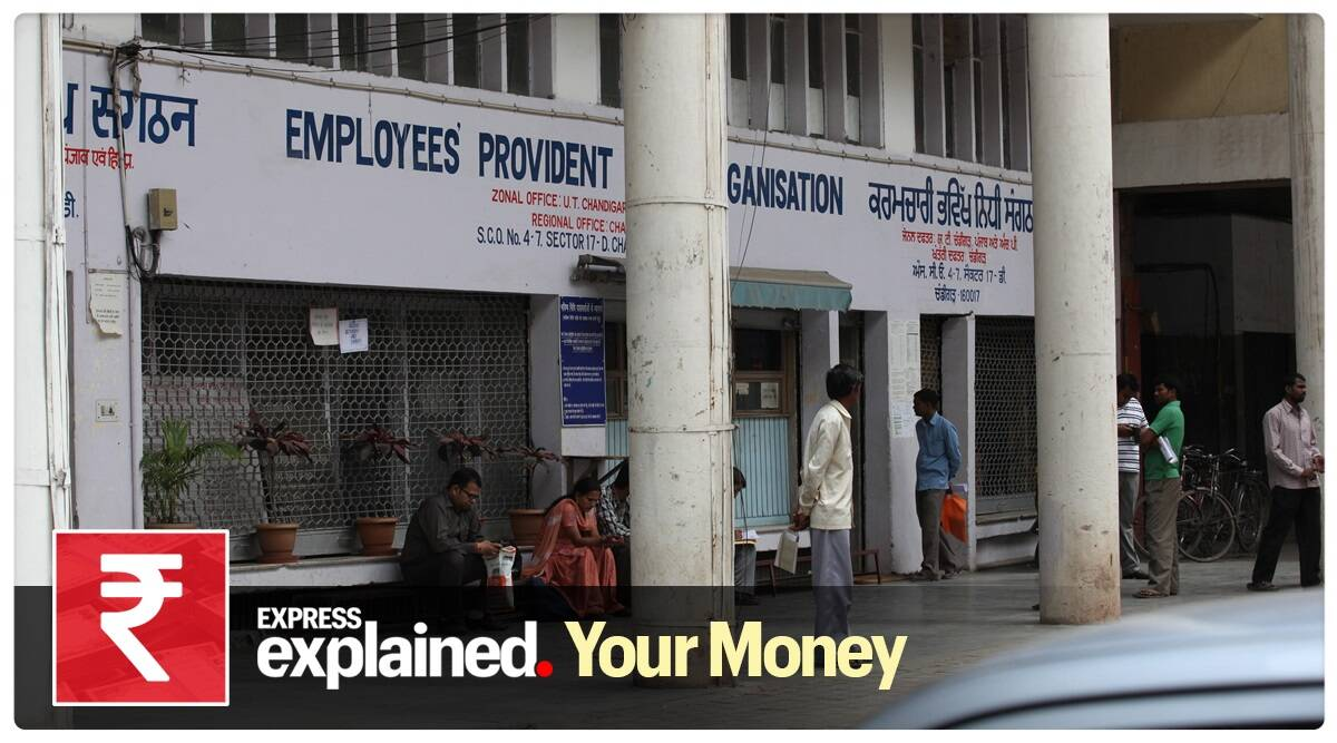 EPF interest rates, EPF withdrawal, EPFO, EPFO explained, indian express