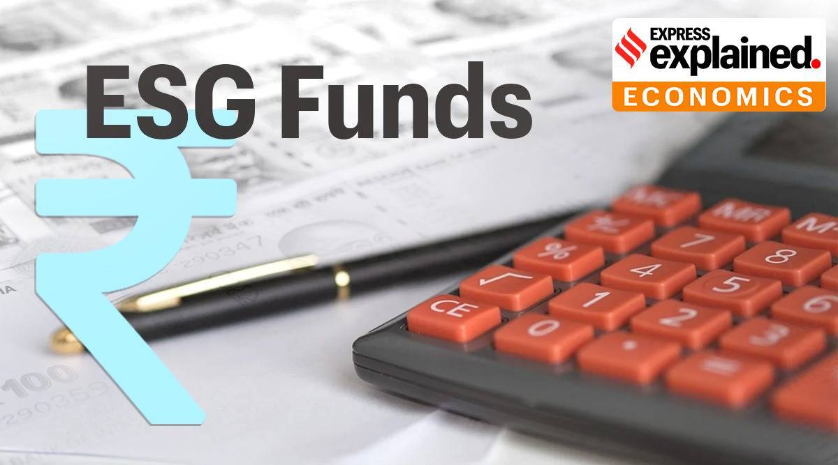 ESG funds, Global investments, Mutual funds, What are ESG funds, India Mutual Funds industry, ESG schemes, ICICI Prudential Mutual Fund, Kotak Mahindra, Express explained, Explained economics
