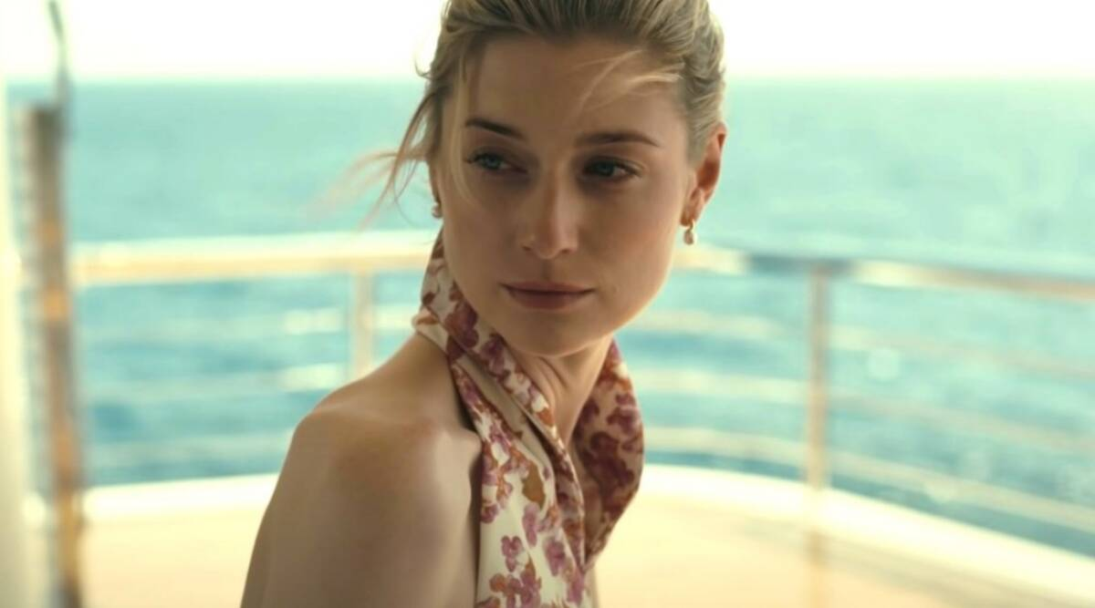 Elizabeth Debicki rises to the challenge in Tenet »
