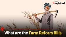 Quixplained: What are the Farm Reform Bills | Farm Bill Explained