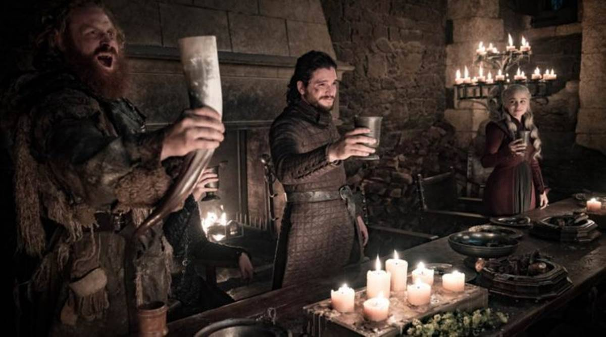 Game of Thrones themed attraction in the UK, Game of Thrones set, visiting the sets of Game of Thrones in Northern Ireland, indian express news