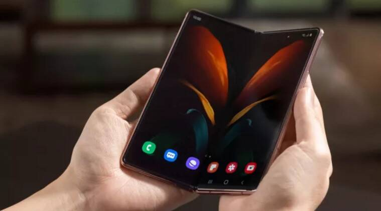 Samsung, Samsung Galaxy Z Fold 2, Samsung Galaxy Z Fold 2 launched, Samsung Galaxy Z Fold 2 India launch, Samsung Galaxy Z Fold 2 price in India, Samsung Galaxy Z Fold 2 specs, Samsung Galaxy Z Fold 2 specifications, Samsung Galaxy Z Fold 2 features, Samsung Galaxy Z Fold 2 price