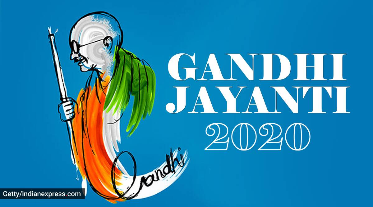 Happy Gandhi Jayanti 2020 Wishes Images Quotes Photos Whatsapp Messages Status Sms Gif Pics Greetings