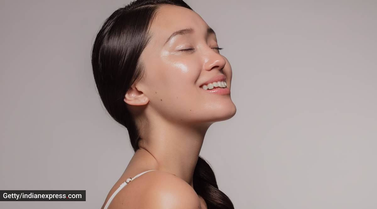 skincare, everyday skincare, easy things you can go every day for your skin, how to keep the face clean, no makeup glow on the face, indian express news