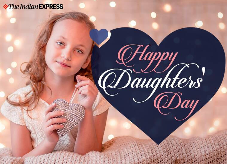 Happy Daughter's Day 2020: Wishes, images, quotes, status ...