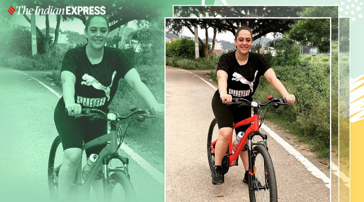 recovery post injury, tips to start exercising after injury, how to exercise after injury, hazel keech fitness, hazel keech injury, indianexpress.com, indianexpress, cycling benefits,