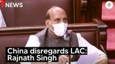 China illegally occupies 38,000 sq kms in Ladakh: Rajnath Singh