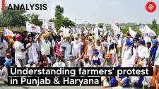 Farmers' protests in Haryana, Punjab against three agriculture ordinances