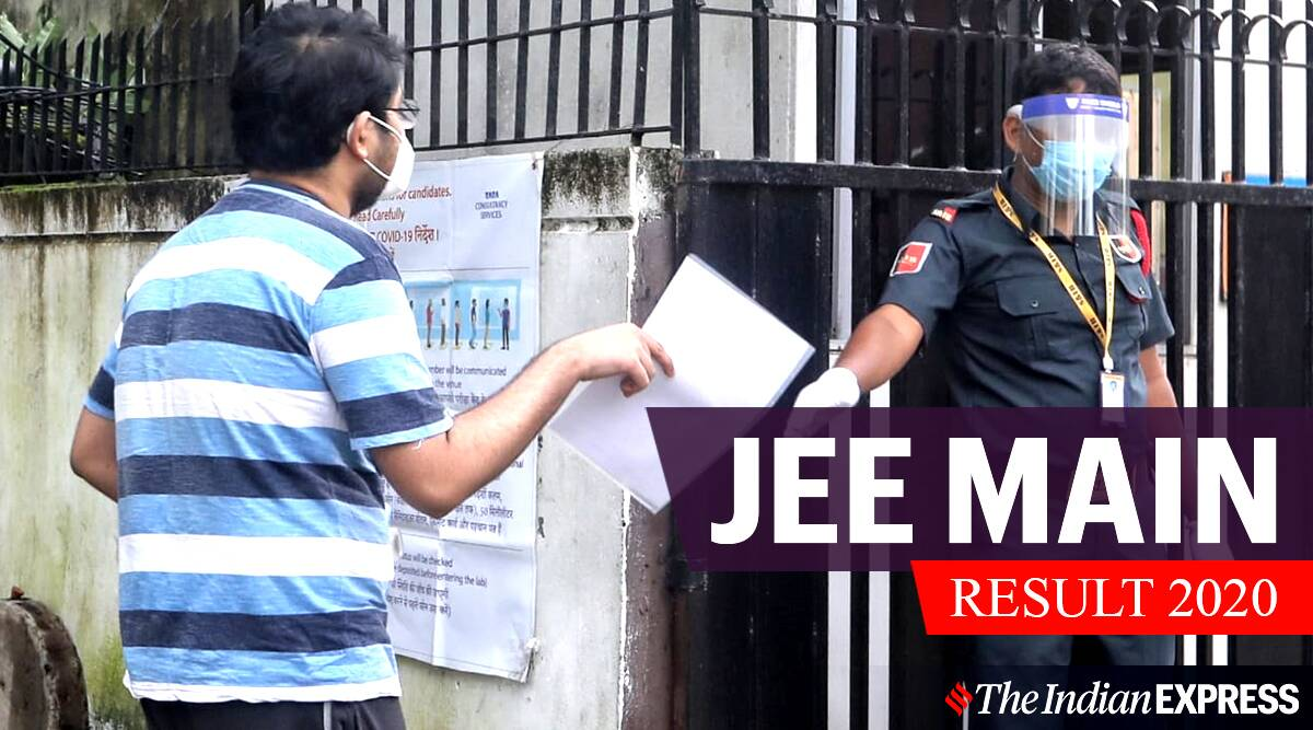 jee main, jeemain.nta.nic.in, ntaresults.nic.in, nta.ac.in, jee main 2020, jee main result 2020, jee main topper, jee main topper 2020, jee main rank 1, education news