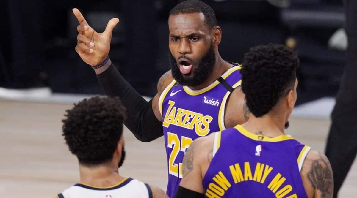 LeBron James, NBA Finals