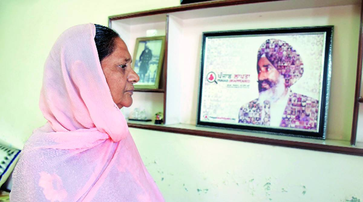 Jaswant Singh Khalra, forced disappearances, Sikh youths, Punjab news, indian express news