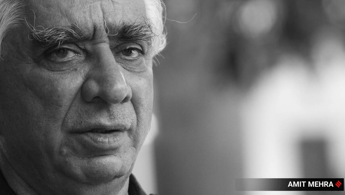 Jaswant Singh (1938-2020): From BJP founder member to leader in the cold