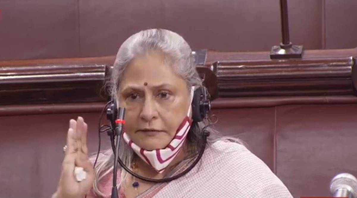 'Biting the hand that feeds you': Jaya Bachchan on drug addiction in Bollywood claim - The Indian Express