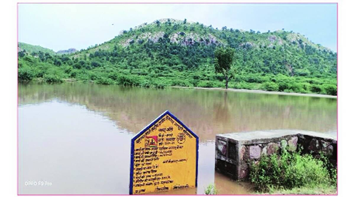 Jhansi, Ponds, Pond Revival, MGNREGS
