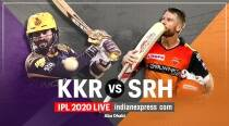 IPL LIVE: Shubman Gill stars as KKR beat SRH by 7 wickets