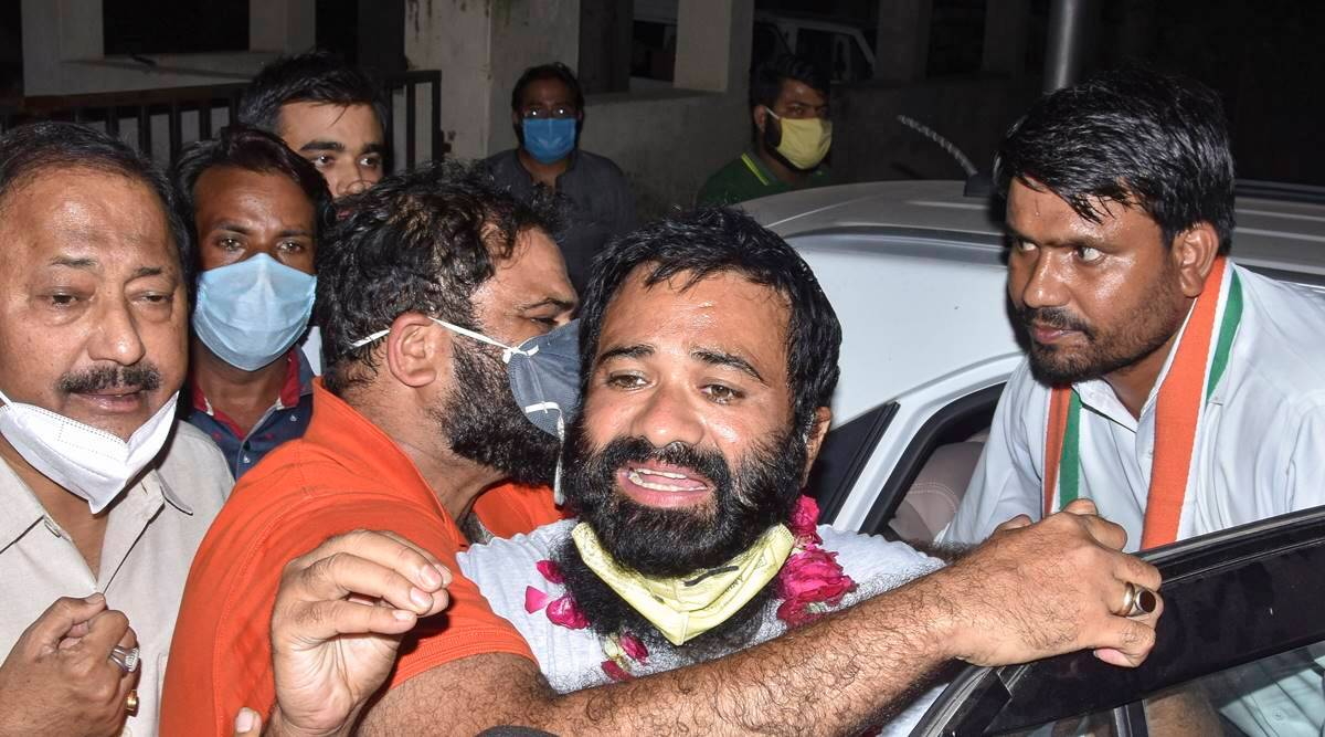 Kafeel Khan, Kafeel Khan statement after release, UP Government, Yogi Adityanath, Kafeel Khan NSA, Anti-CAA protests, Allahabad HC Kafeel Khan, India news
