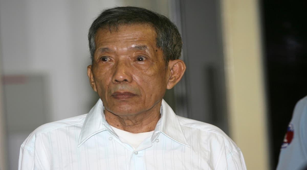 Khmer Rouge, Khmer Rouge Chief Jailor, Kaing Guek Eav, Duch, Tuol Sleng